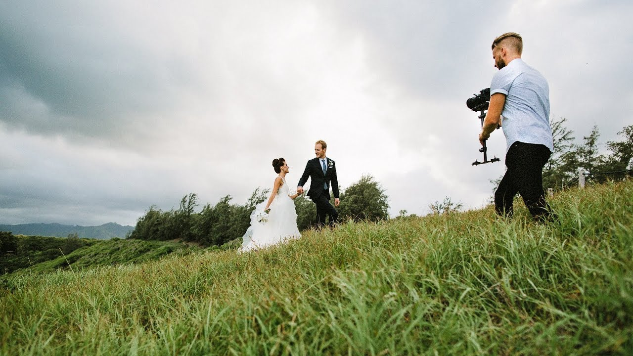 wedding videographer in Toronto